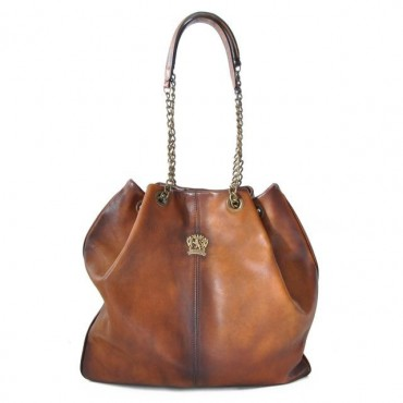 "Leather Lady bag ""Barga"""