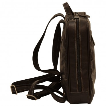 "Leather backpack ""Tarnobrzeg"""