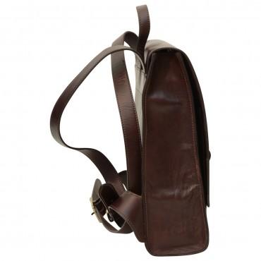 """Leather backpack """"Praga"""""""