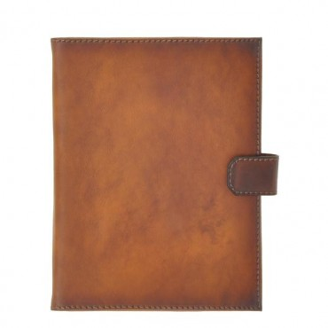 """Leather notebook """"Andrea..."""