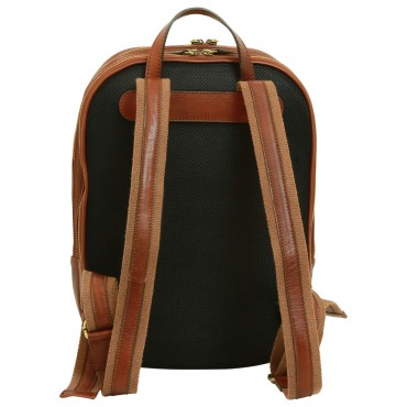 "Leather backpack ""Nowy Sącz B"