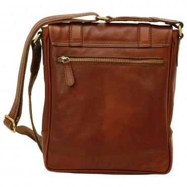 """Leather Man bag """"Grudziądz"""" B"""