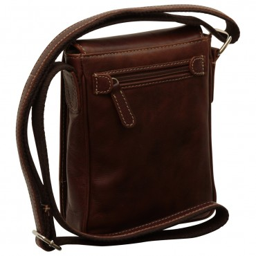 "Leather Man bag ""Gdańsk"" B"