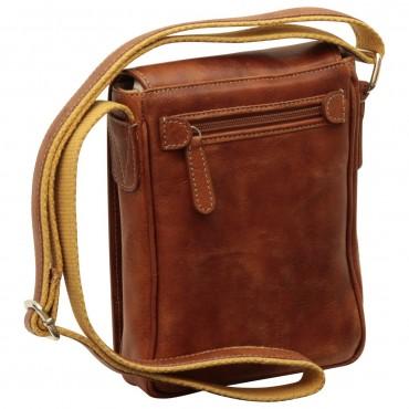 """Leather Man bag """"Gdańsk"""" C"""