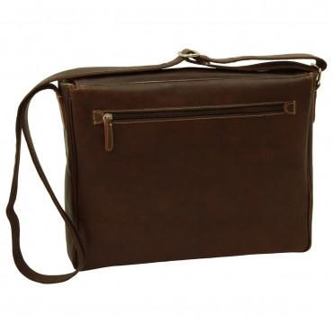 "Leather Man bag ""Grudziądz..."