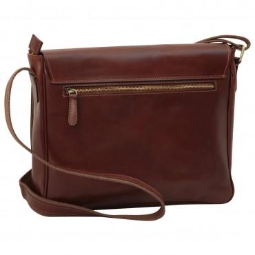 "Leather Man bag ""Konin"" B"