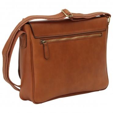 "Leather Man bag ""Konin"" C"
