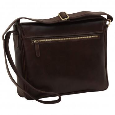 """Leather Man bag """"Konin"""" DB"""