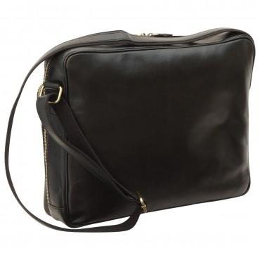 "Leather Man bag ""Koszalin"""