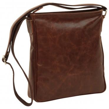 """Leather Man bag """"Szczecin"""""""