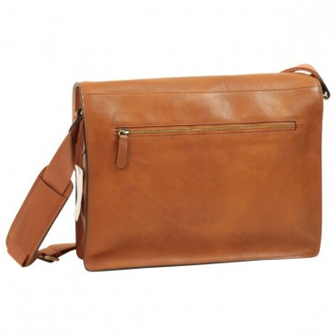Leather Man Messenger...
