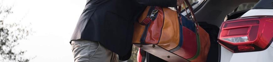 Wygodne i wysokiej jakości skórzane torby podróżne – officina66.pl